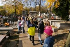 na Cmentarzu Salwatorskim